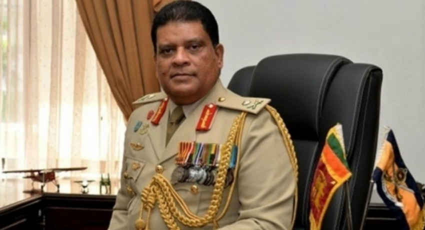 Every citizen should wear a face mask when leaving their homes: Lt. Gen. Shavendra Silva
