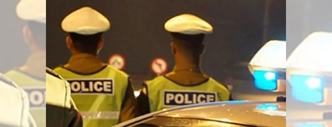 Over 1000 arrested for traffic violations: SL Police