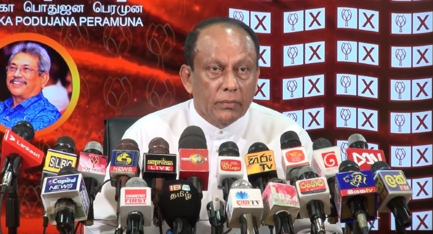 """There is a conspiracy to eliminate Basil Rajapaksa""; says Lakshman Yapa"
