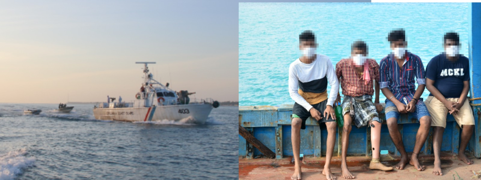 Navy arrests Ex-LTTE cadre & several others for attempting to enter Sri Lanka illegally