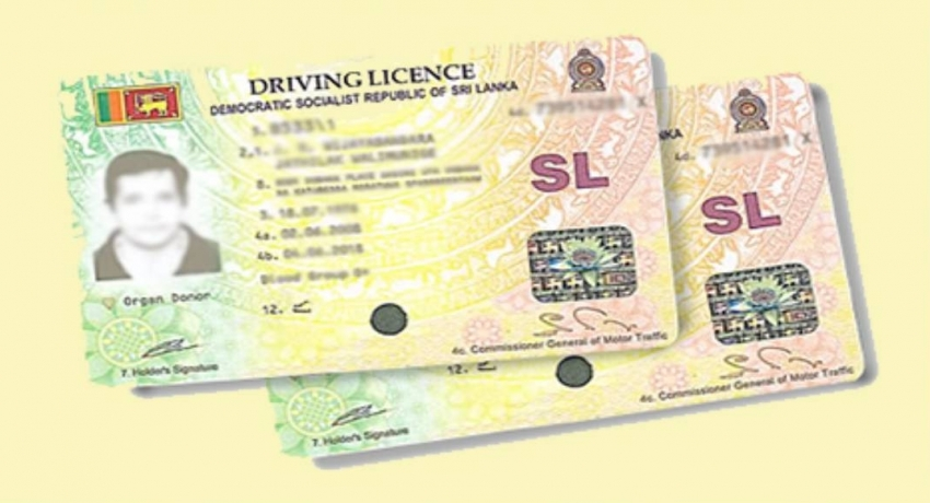 Army to take over printing of driving licenses from 2021