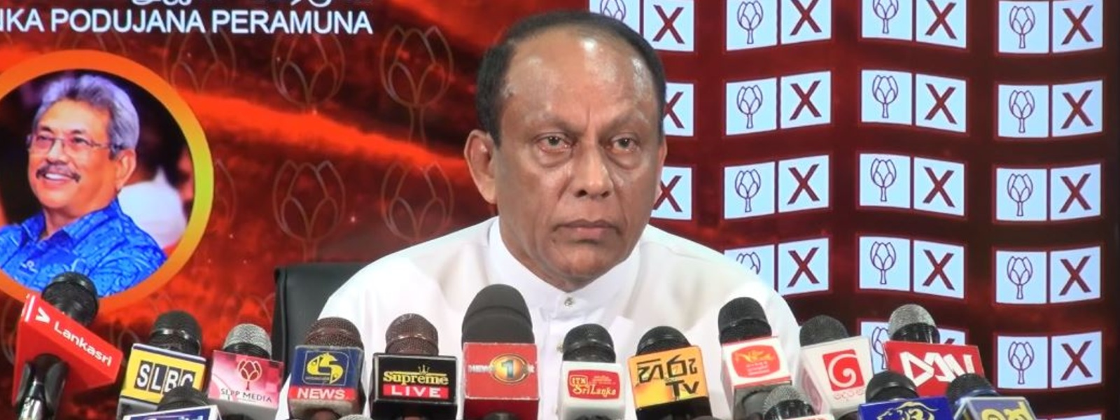 """There is a conspiracy to eliminate Basil Rajapaksa""; says Lakshman Yapa"