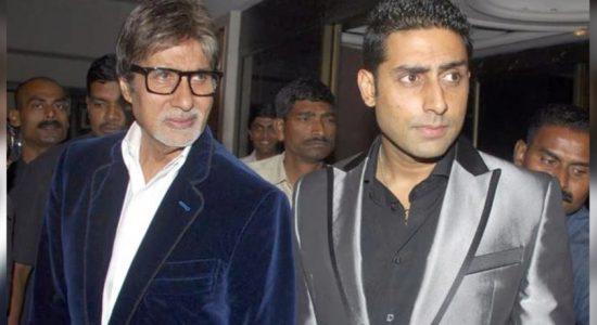 Amitabh Bachchan & Abhishek Bachchan test positive for COVID-19