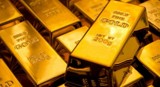 Sri Lanka reports a record hike in Gold prices