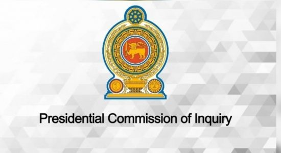 Notice issued on Ex-Ministers, Ex-CID Director and AGs Dept Counsel by PCoI