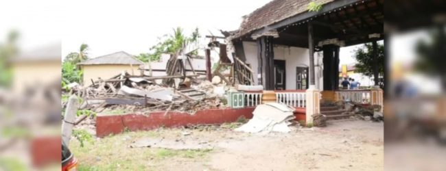 Police failed to protect 13th Century King's assembly hall in Kurunegala: DG Archaeology