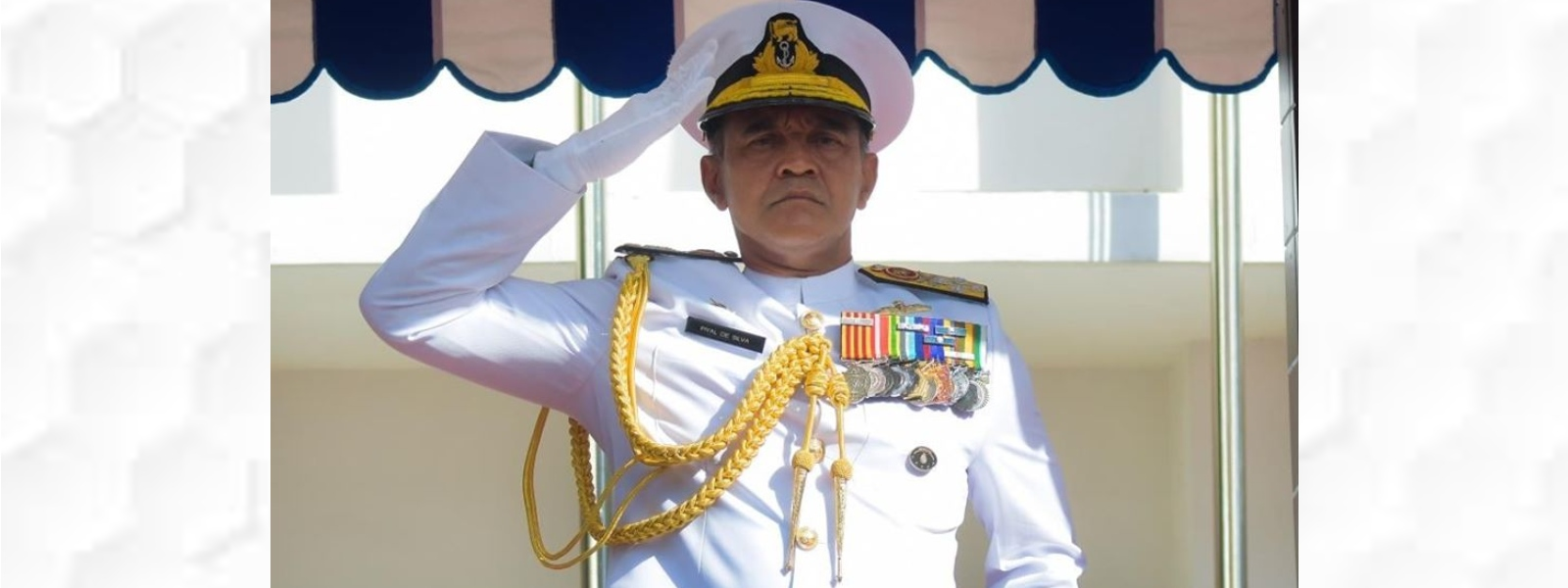 Navy Commander Piyal De Silva promoted to the rank of Admiral
