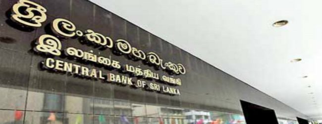CBSL in talks for USD 1 bn currency swap