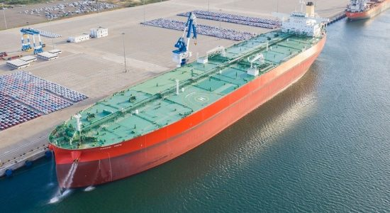 'Marine Hope' largest vessel to call at Hambantota Port