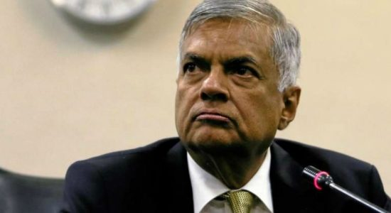 Ranil to file complaint over contradictory govt. statements on COVID-19 funding