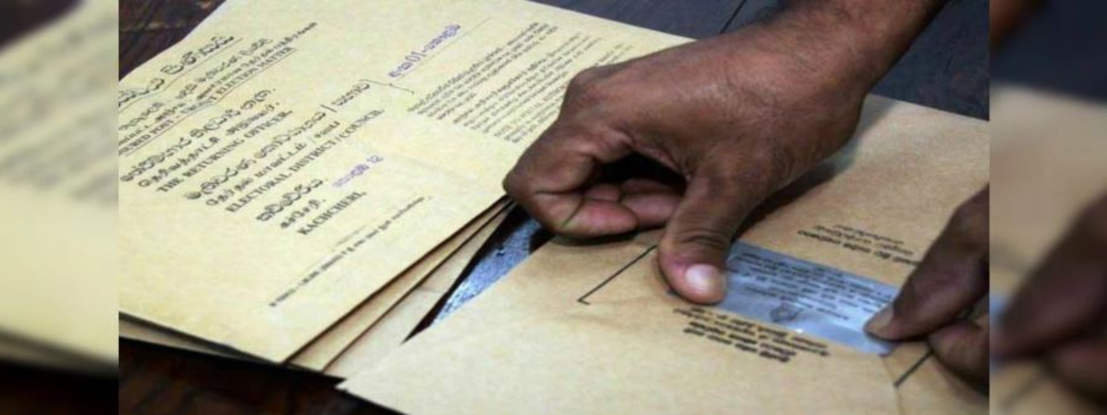 Postal Voting of the 2020 Parliamentary Election continues