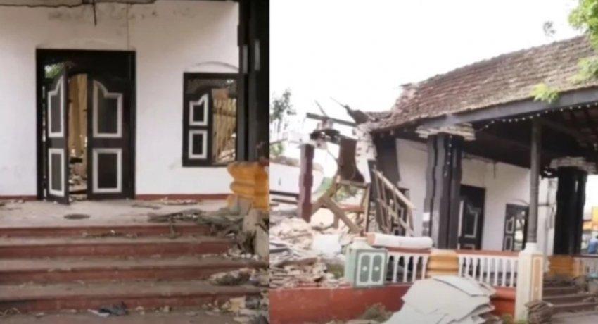 Petition filed seeking Kurunegala Mayor arrest for building demolition