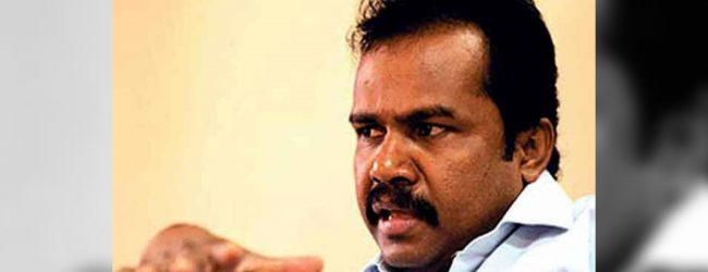 TUFF bargaining with government at present; says Karuna Amman
