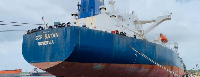 Ship repair embarkations at HIP under strict GoSL Regulations