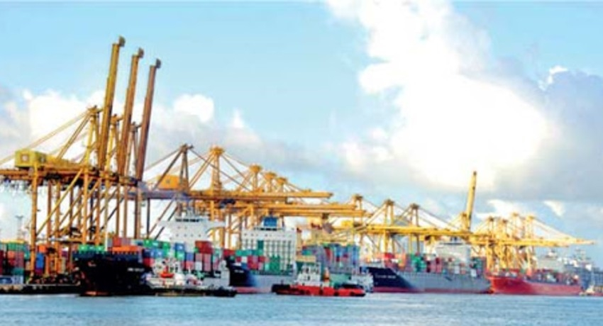 Port workers continue struggle to have ECT in SL control