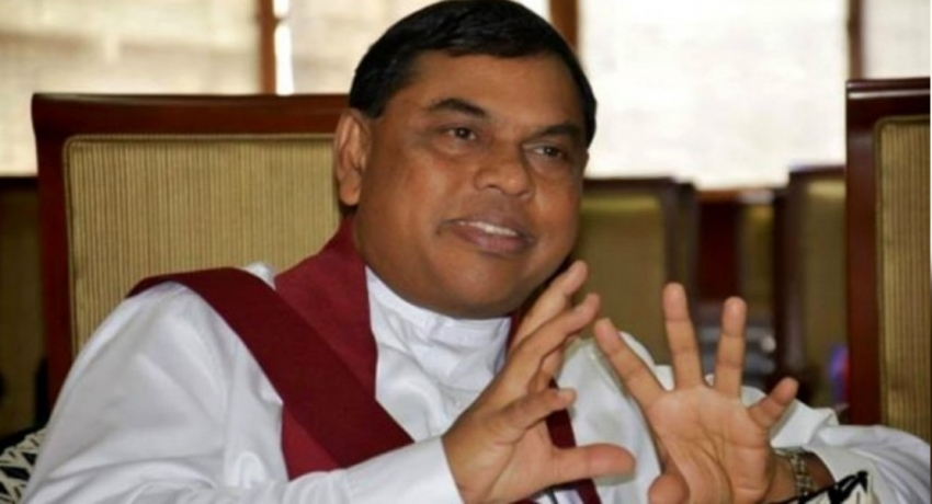 SLPP National Organizer Basil Rajapaksa requests majority to create a new constitution without being held hostage by various factions