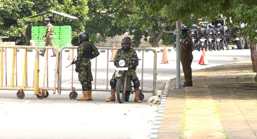 Special Security Drill at Parliamentary Complex ( VIDEO)