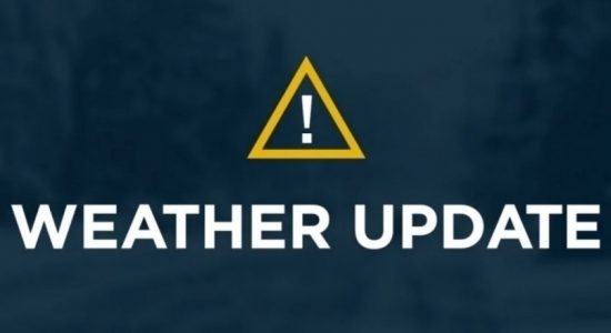 Weather alert : Heavy rainfall across the island
