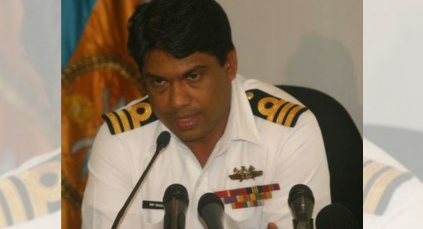Rear Admiral D.K.P. Dassanayake summoned to the Presidential Commission of Inquiry appointed to probe incidents of Political Victimization today