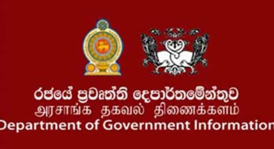 No curfew or holidays due to COVID-19: Government Information Department