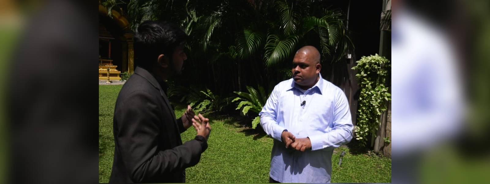 Sajin Vass Gunawardena says he will support SJB in Parliament