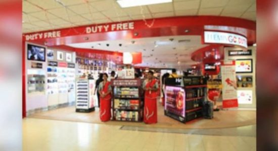 Duty-Free shops at the Bandaranaike International Airport re-open today for passengers returned between March to May