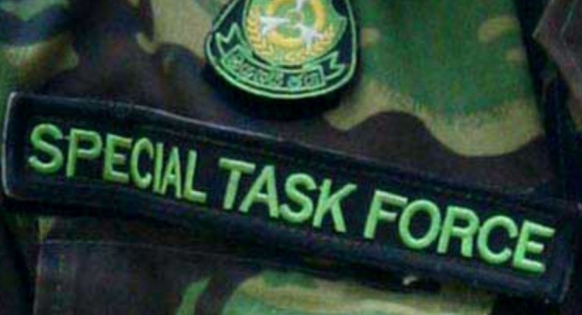 Police Special Task Force deployed for security at Prisons