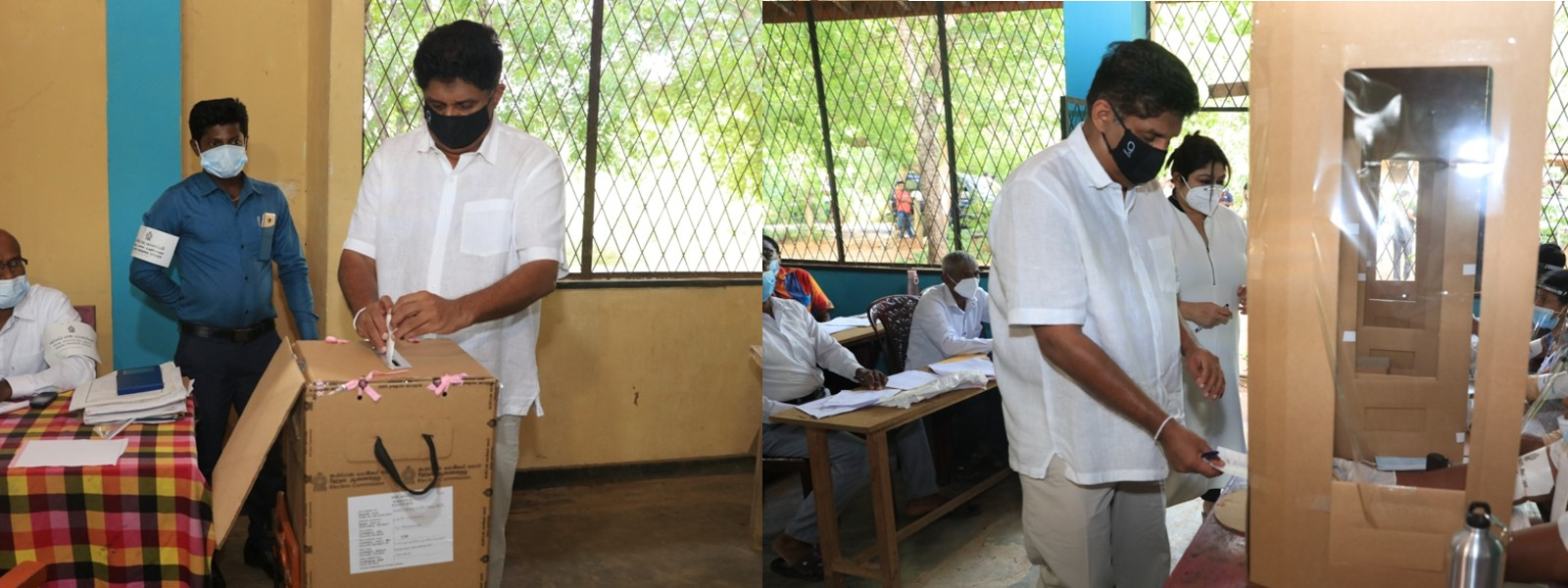 Sajith Premadasa strongly believes SJB will secure resounding election win
