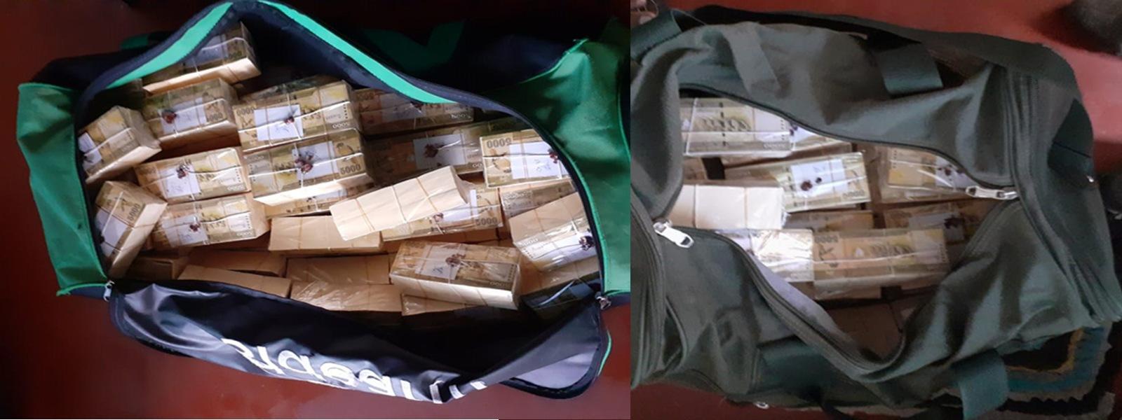Rs. 01 Billion in Fake Notes seized in Mulleriyawa