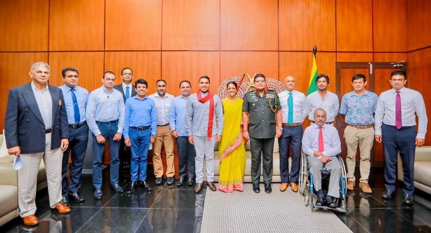 Mahela Jayawardena to chair National Sports Council