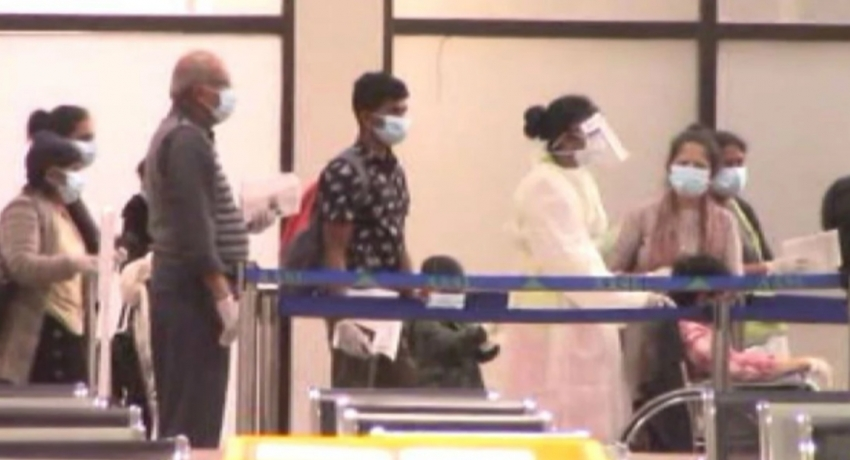 176 Sri Lankans return from Japan and Qatar