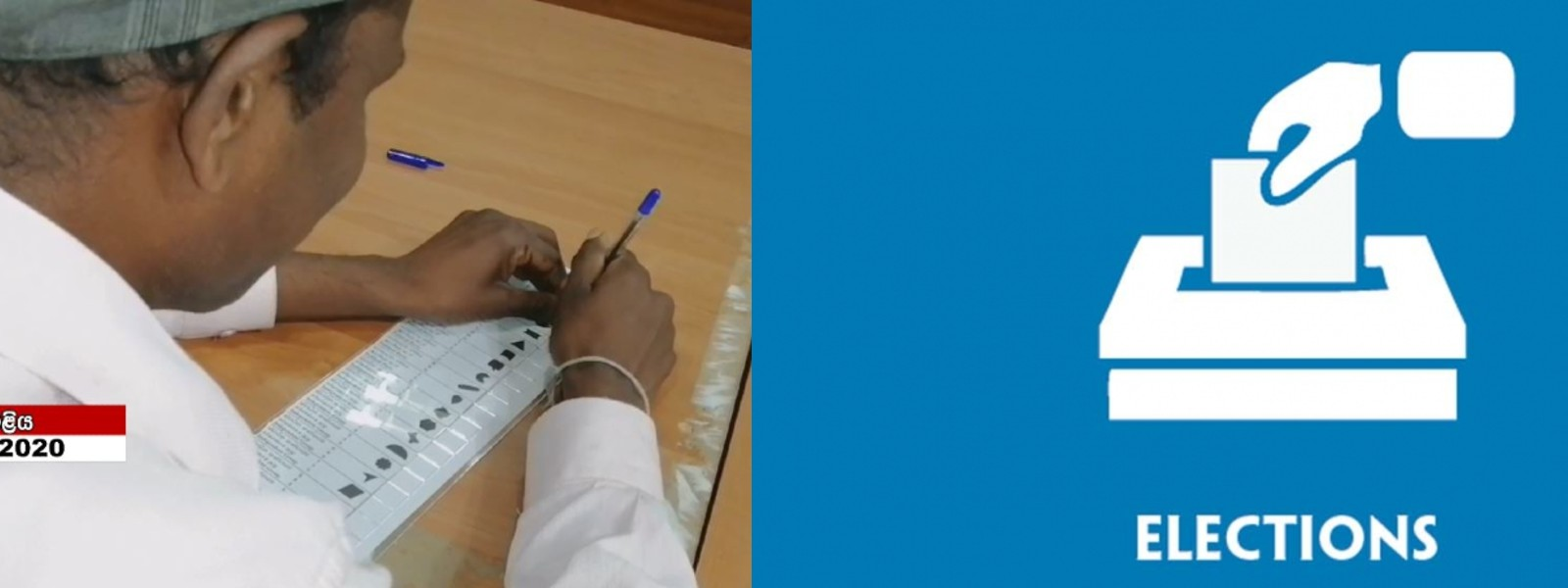 New voting system for the visually impaired; Pilot project on Election Day