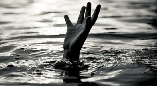 Youth dies due to drowning in Mahaweli River