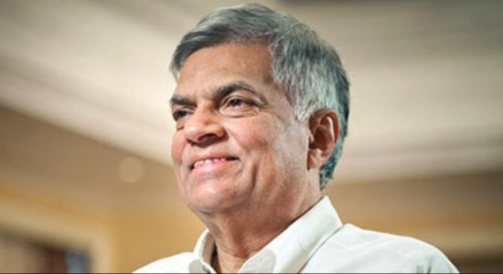 (VIDEO) Ranil Wickremesinghe leaves PCoI after providing statement to Police Unit