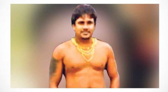 "Coimbatore Police says investigations revealed ""ANGODA LOKKA"" is dead"