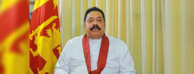 Mahinda Rajapaksa to be sworn in as new Prime Minister on Sunday