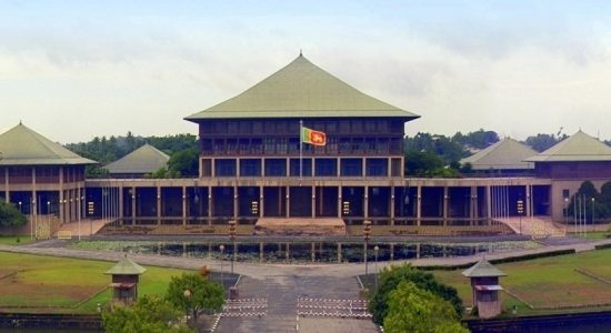 Parliament heats up over Vigneswaran's remarks