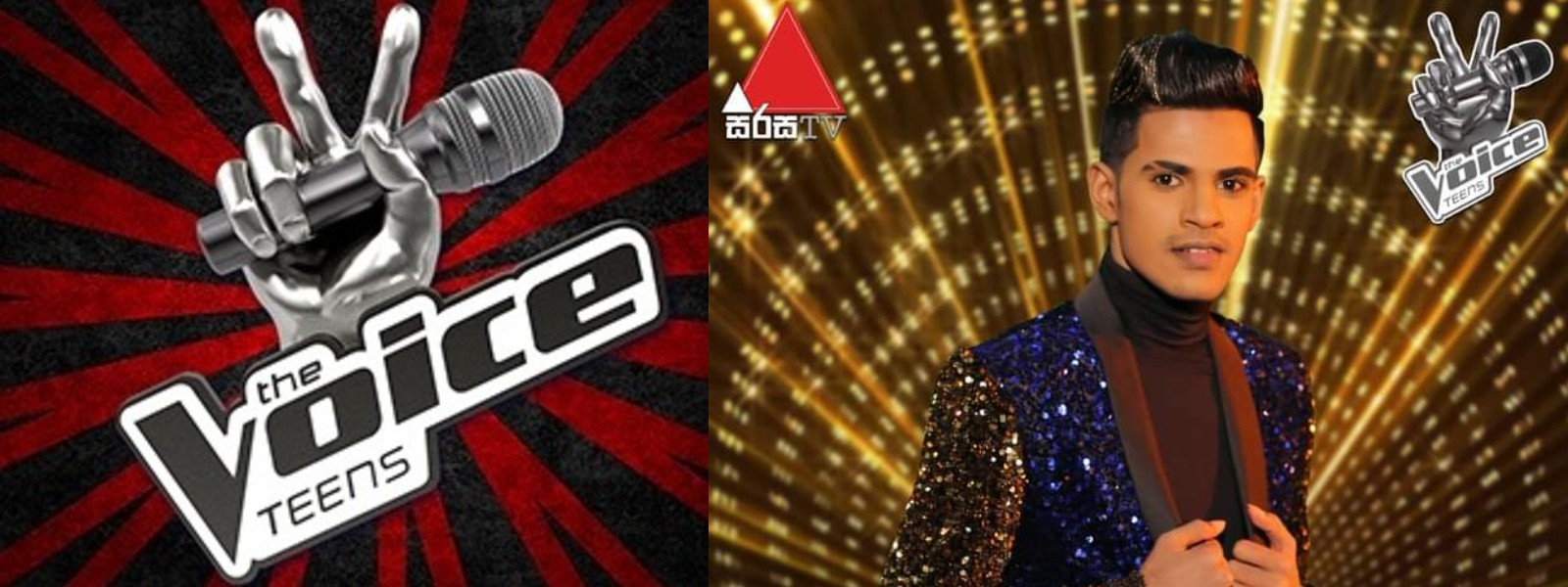 Hashen crowned winner of – The Voice Teens Sri Lanka