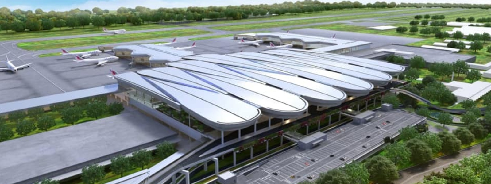 BIA Terminal 02 construction to begin in September; TAISEI Corporation is contractor for Project