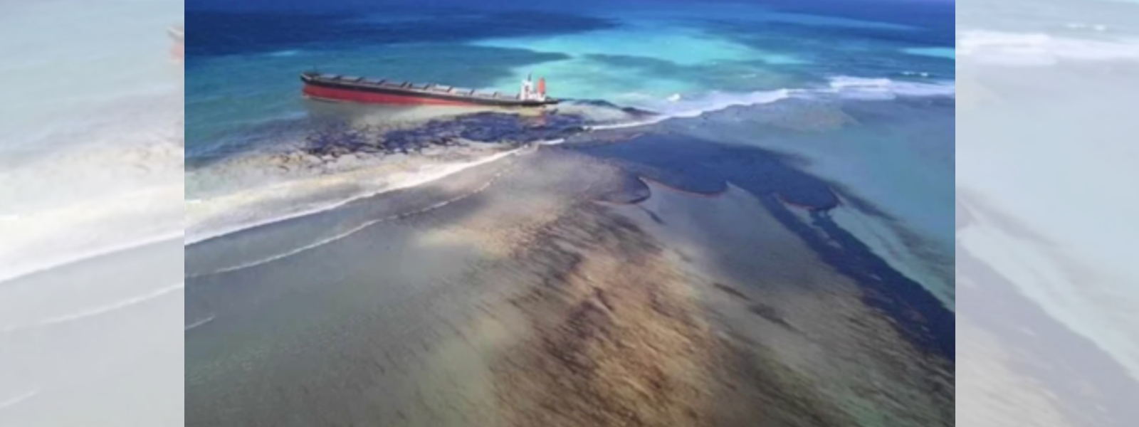Sri Lankan among 19 arrested by Mauritius Police Force over MV Wakashio oil spill