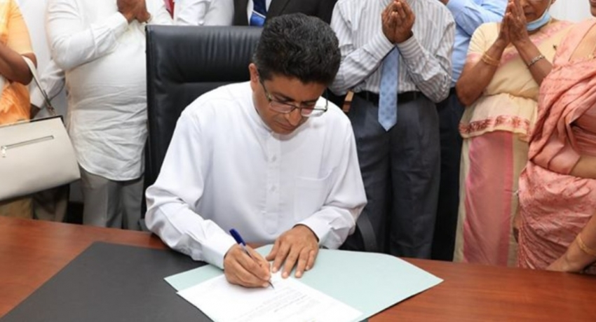 05 new Oil Refineries to be constructed in Sri Lanka