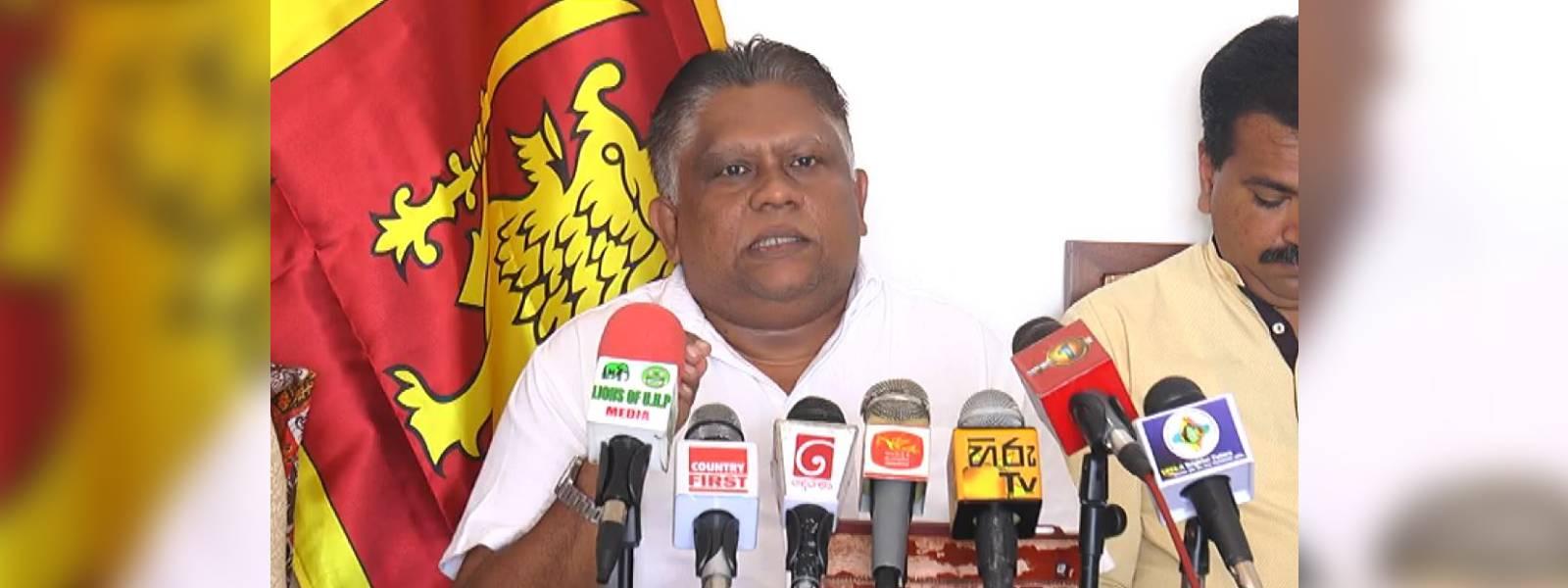UNP leadership must be changed : Chrishmal