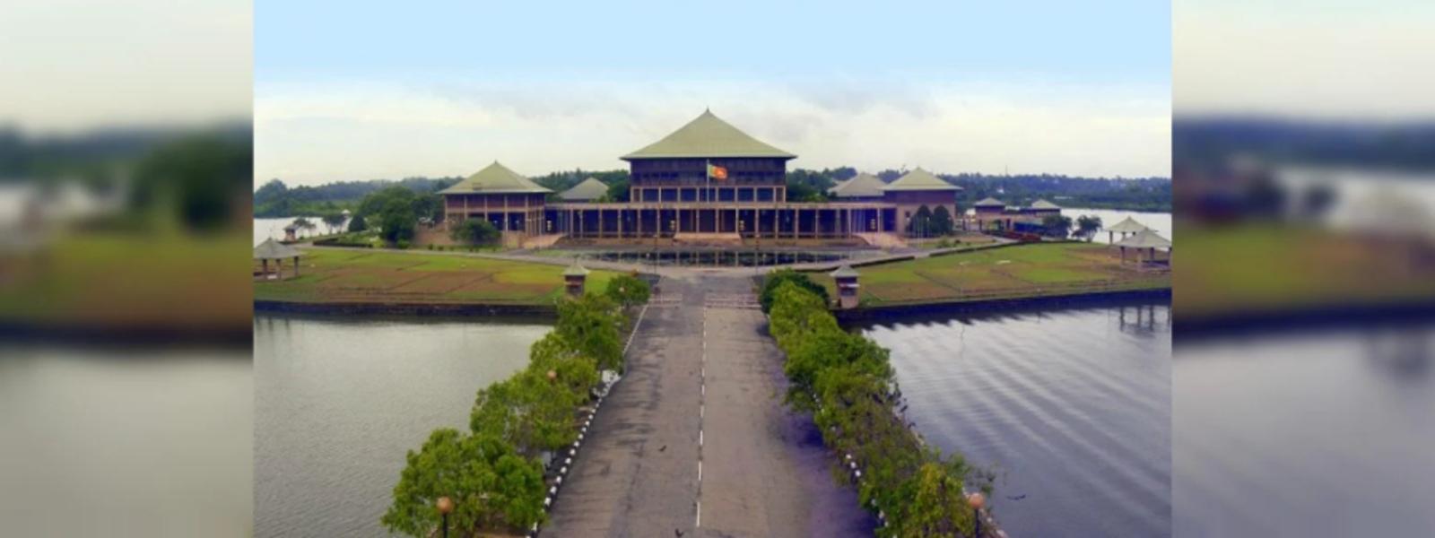Registration of elected MPs via online