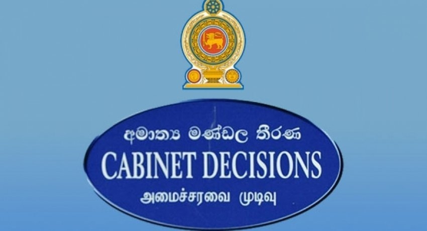 Cabinet approves draft 20th amendment