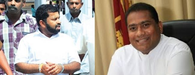 Pillayan & Premalal Jayasekera to attend 01st sitting of 09th Parliament