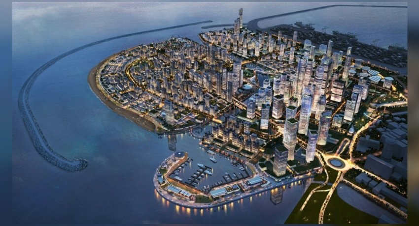 120 hectares of green paths to be added to the city of Colombo