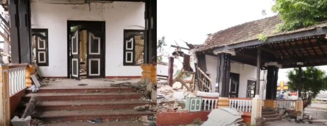 Warrant issued for Kurunegala Mayor arrest on archaeology site demolition case