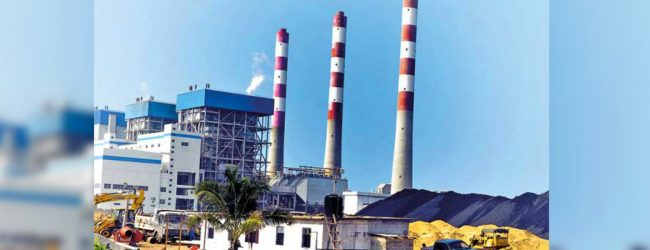 Power supply from Norochcholai to national grid resumes