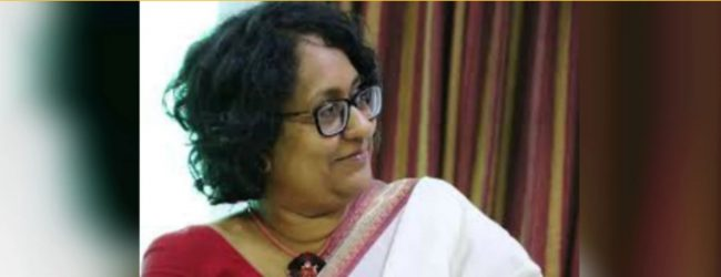 Dr. Harini Amarasuriya named as JJB National List MP