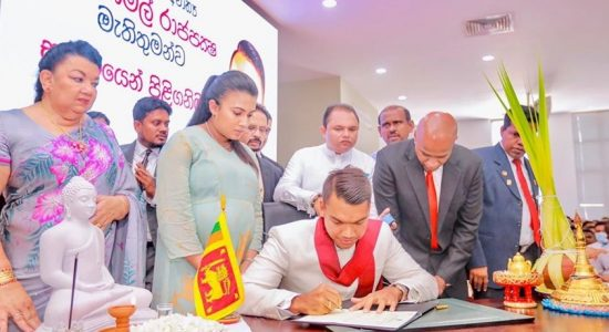 A new Sports Act will be introduced for Sri Lanka; Sports Minister